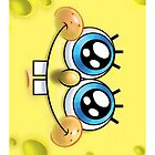 Spongebob Cute Faces by rondewi