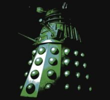 Dalek Gamma – Green by Steven Miscandlon