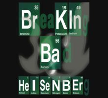 Heisenberg -Breaking Bad-Smokey by smute20