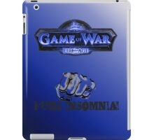 GAME OF WAR: FIRE AGE - FUCK INSOMNIA! iPad Case iPad Case/Skin