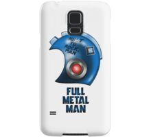 Full Metal Man Samsung Galaxy Case/Skin