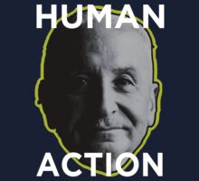 Ludwig von Mises HUMAN ACTION by psmgop