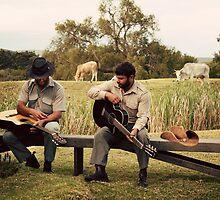 Cowboy Duet by Qnita