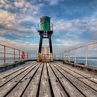 Whitby Harbour West Pier by © Steve H Clark