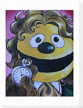 Rowlf the Dog, Eighth Doctor by lissyleem