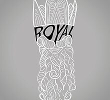 Royal is the new black by naivemagic