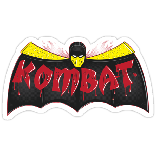 Kom-bat Scorpion by GordonBDesigns