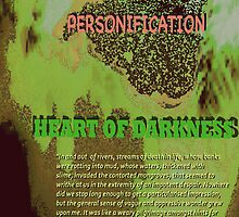 Heart of Darkness Personification by KayeDreamsART