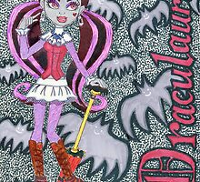 Draculaura by Kashmere1646