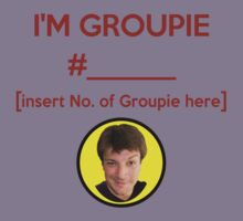 """""""I'm Groupie Number.... """" Joss Whedon's Dr. Horrible - Dark Kids Clothes"""