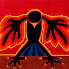 Crow Rising original painting by CrowRisingMedia
