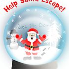 Help Santa Escape by CarolV