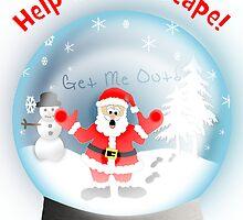 Help Santa Escape by CarolV