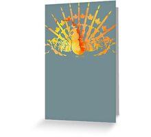 Thanksgivukkah, or Chunuksgiving  Greeting Card