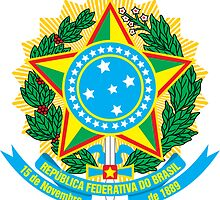 Brazil Coat of Arms by abbeyz71