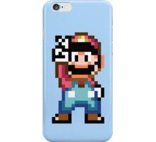 Super Mario Victory iPhone Case/Skin