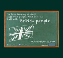 "British People | from the short film ""Out Smart"" by OutSmartMovie"