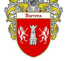 Barreno Coat of Arms/Family Crest by William Martin