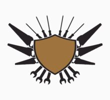 Craftsman Shield Logo by Style-O-Mat