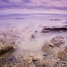 Misty Waters The Colonnades Phillip Island Vic by PhotoJoJo