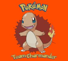 Team Charmander - Pokemon X Y by StrawberryMo