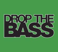 Drop The Bass 03 (Outlined) by Surpryse