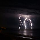 Bolts at Scarborough by Spincat