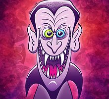 Evil Dracula by Zoo-co