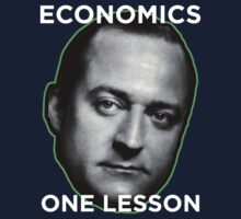 Henry Hazlitt Economics in One Lesson by psmgop
