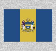 Philadelphia Flag by cadellin