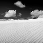 Sand Dunes by dioptrewho
