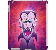 Evil Dracula iPad Case/Skin