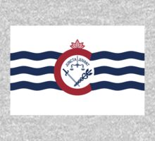 Cincinnati, Ohio Flag by cadellin
