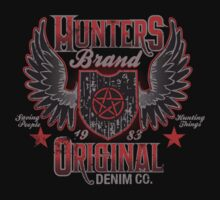 Hunters Brand Denim by frauholle
