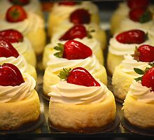 A New York Cheesecake Experience... by Carol Clifford