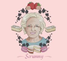 Scrummy! by Samantha Royle