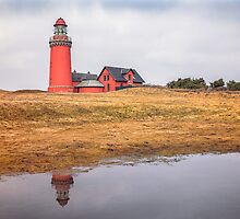 Lighthouse Bovbjerg Fyr (Denmark) by Dirk Wiemer