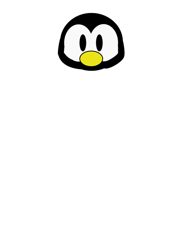 Penguin Face by kwg2200