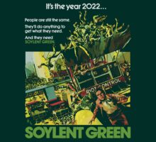 Soylent Green by loogyhead