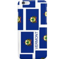 Smartphone Case - State Flag of Vermont X iPhone Case/Skin