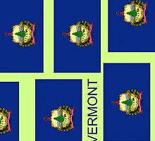 Smartphone Case - State Flag of Vermont XII by Mark Podger