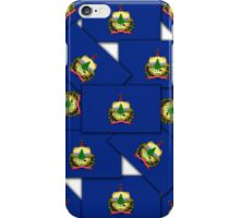 Smartphone Case - State Flag of Vermont XIV iPhone Case/Skin