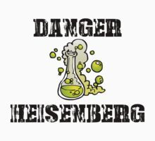 Danger Breaking Bad T-Shirts & Hoodies by seazerka