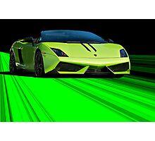 2013 Lamborghini Performonte  Photographic Print