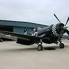 Corsair F4u-5 by wolf6249107