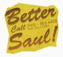 Better Call Saul! by Motion