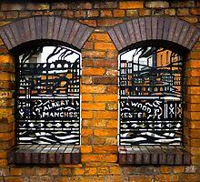 Manchester is grate by Darren Taylor