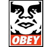 OBEY GIANT - André the Giant  Photographic Print