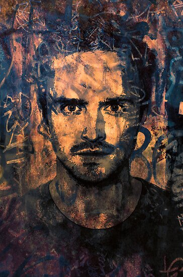 Jesse Pinkman by David Atkinson