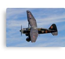 Lysander IIIa RCAF2355 V9367/MA-B G-AZWT Canvas Print